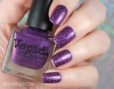 Vapid Lacquer Anything 4 Selenas | Polish Pickup May 2018