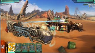 Download Sandstorm: Pirate Wars Mod APK v1.13.0 Terbaru