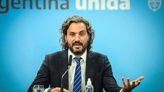 """Cafiero apuntó contra Juntos por el Cambio: """"Prometían lluvia de inversiones y sólo llegaron tormentas de endeudamiento"""""""
