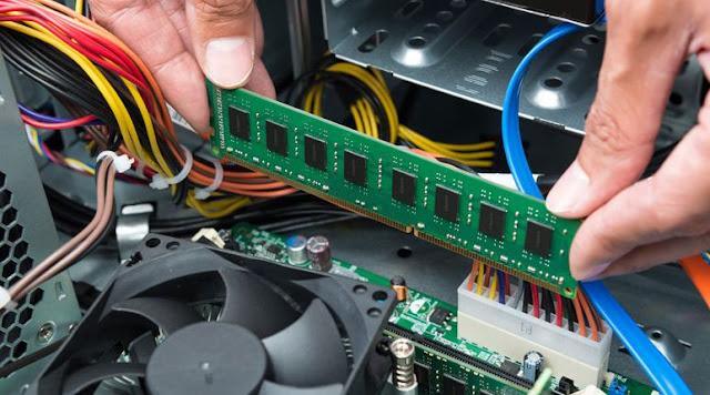 Jenis - Jenis RAM dan Penjelasanya pada Laptop atau Komputer