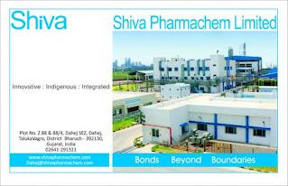 ITI AOCP/B.Sc  Job Vacancy In Shiva Pharmachem Ltd Dahej, Gujarat For Position Technician/Plant Operator
