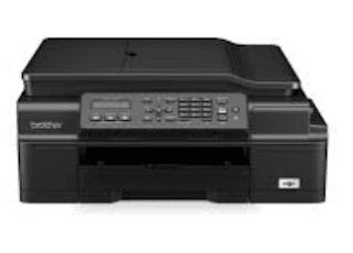 Brother MFC-J200 Driver Download For Windows And Mac