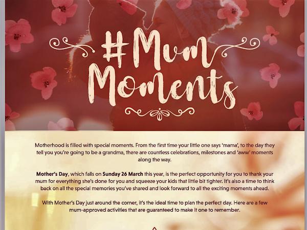 Top Mum Moments