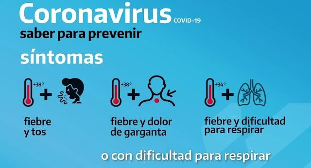 Todo sobre el coronavirus: ¿qué es? causas, síntomas, prevención