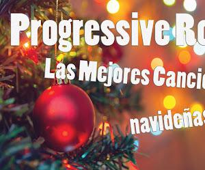 Canciones navideñas de rock progresivo