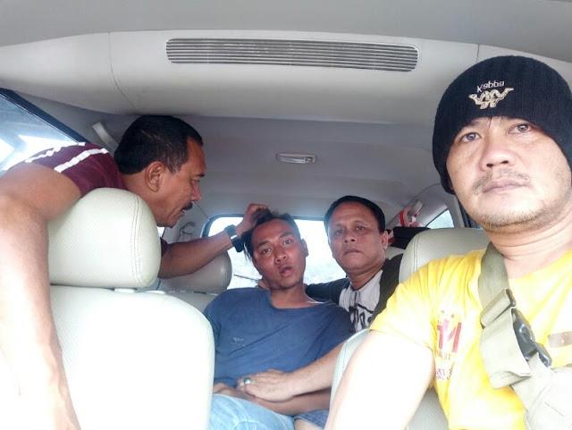 Pembunuh Sekeluarga di Medan Andi Lala, Tertangkap