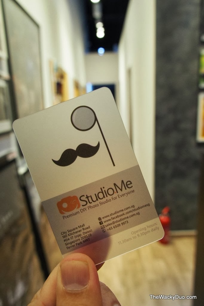 Studio Me @ City Square Mall [Review + Giveaway] | The Wacky
