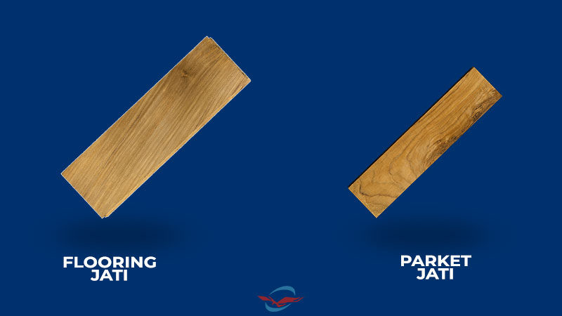 flooring jati dan parket jati