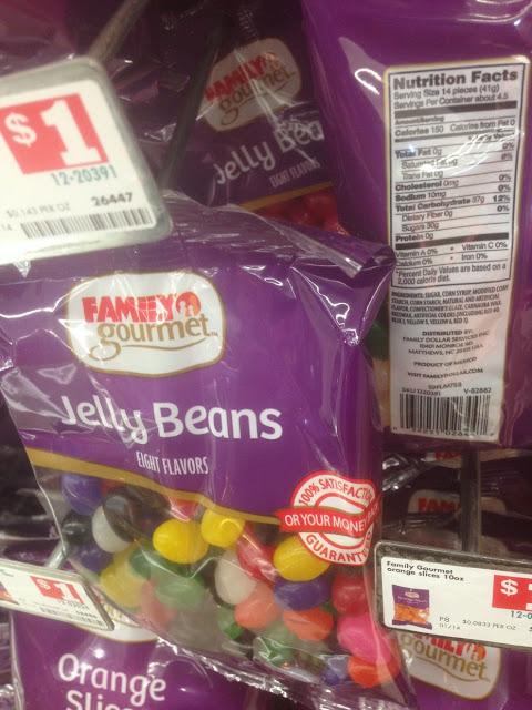 Jelly Beans, Family Gourmet - Family Dollar