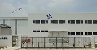 Loker Terbaru KIIC Karawang Via Email PT. Hiruta Kogyo Indonesia