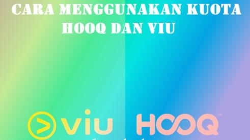 Cara menggunakan Paket Hooq VIU Telkomsel agar tidak terbuang sia sia Terbaru