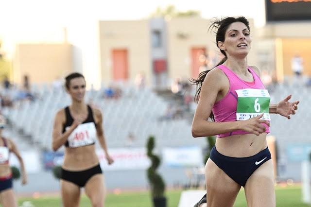Κλειστός στίβος: Στην 3η θέση όλων των εποχών για τη χώρα μας η Ναυπλιώτισσα Κωνσταντίνα Γιαννοπούλου