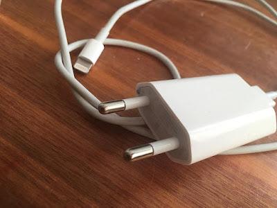 gunakanlah charger dengan tegangan yang besar
