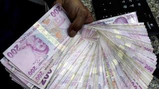 سعر صرف الليرة التركية أمام العملات الرئيسية الاربعاء 22/1/2020