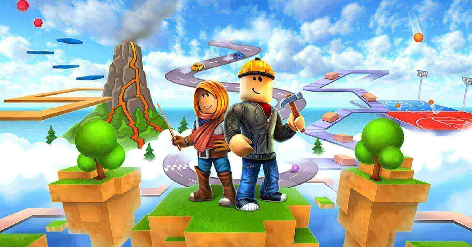 ملخص عن ROBLOX ما هو ؟ مثيرة للاهتمام للغاية مع المغامرات والاكتشاف والألعاب البناءة مثل Minecraft