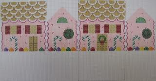 Susan Roberts candycane house
