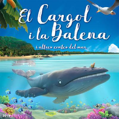 El Cargol i la Balena i altres contes del mar - [2019]