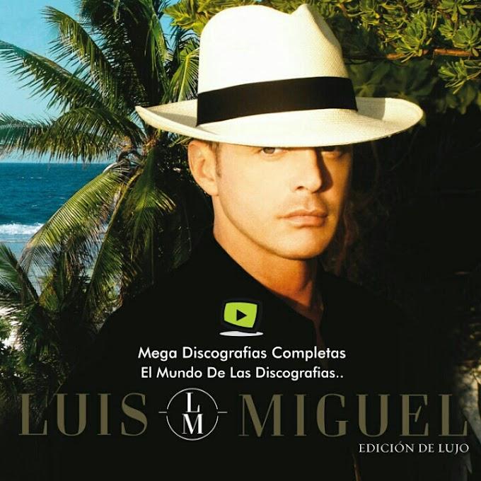 Descargar Discografia: Luis Miguel