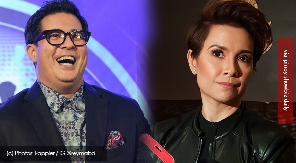 Lea Salonga gives update on announced movie reunion with Aga Muhlach
