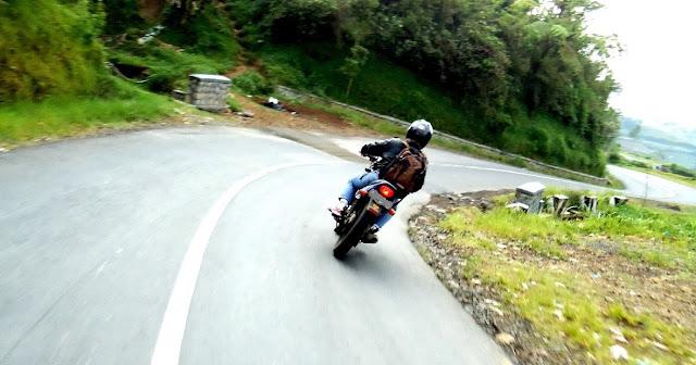 Rute lokasi jalan ke Pantai Santolo Garut