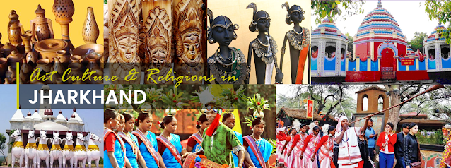 Jharkhand culture and heritage
