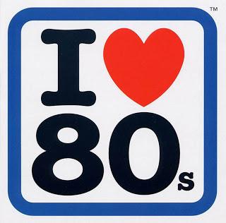 love 80s logo