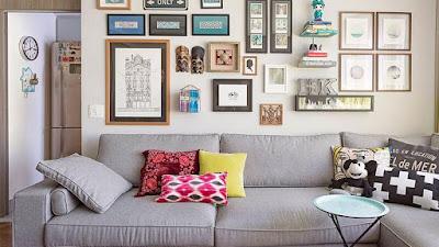 Dekorasi Rumah Unik dengan Foto