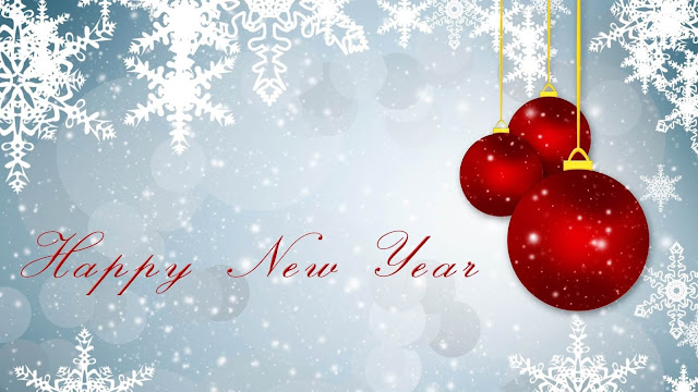 Amazing happy new year wishes photo