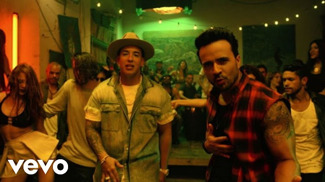 DESPACITO LUIS FONSI FT. DADDY YANKEE MOST VIEWED SONG IN THE WORLD