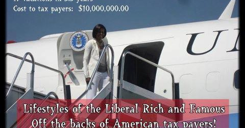 Lifestyles of the Rich and Famous Featuring Michelle Obama ...