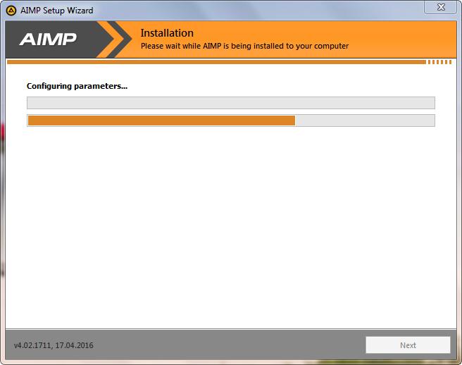 Tunggu proses installasi