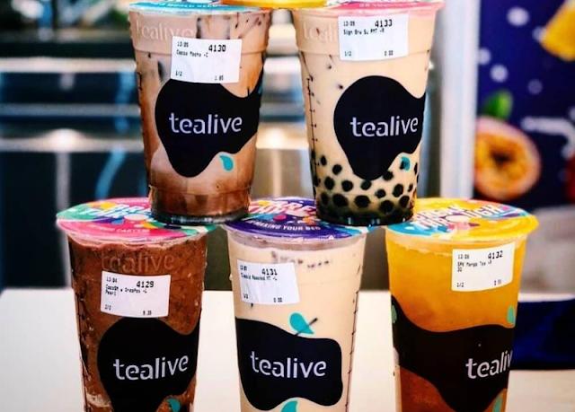 Inilah Antara 5 Kedai Bubble Tea Yang Popular di Malaysia