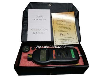 Darmatek Jual Sanfix DT-2236C Laser / Contact Tachometer