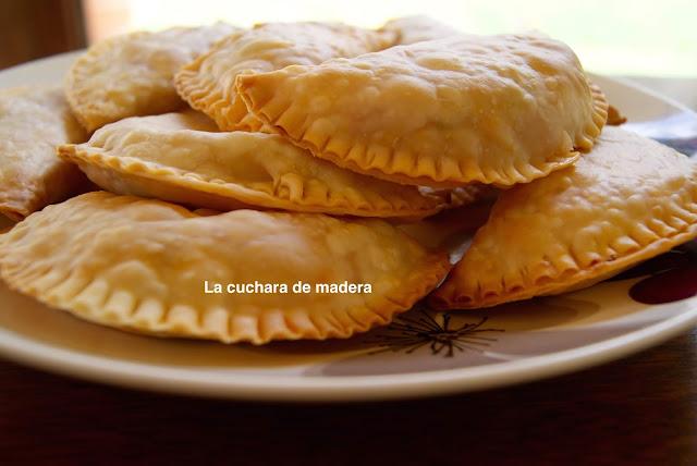 Empanadillas De Pisto Con Mozzarella