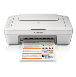 Drivers da Impressora Canon PIXMA MG2520 - Windows / Mac