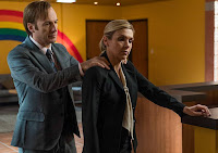 Better Call Saul Season 3 Bob Odenkirk and Rhea Seehorn Image 4 (5)