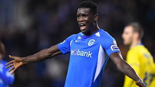 Genk's Onuachu scores in Antwerp draw