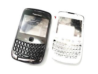 Casing Blackberry BB Gemini 3G 9300 Kepler New Original 100% Fullset Housing