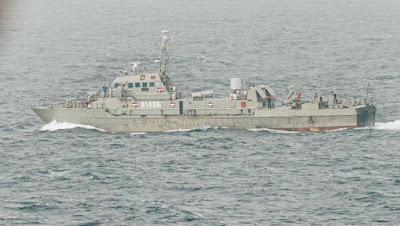 A cruise missile launched a mistake friendly fire kills dozens of Iranian naval forces