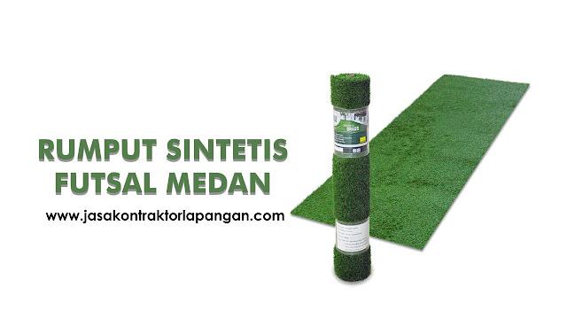 Jual Rumput Sintetis Futsal di Medan