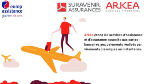 Annonce Arkéa