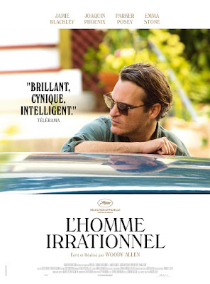 L'Homme Irrationnel poster