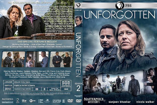 Unforgotten Season 2 DVD Cover