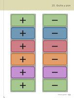 Material recortable pagina 123 desafíos matemáticos primer grado