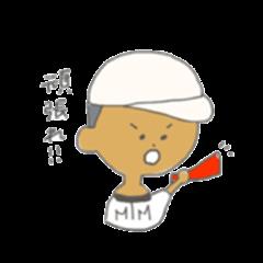 Baseball boy(kyuji)