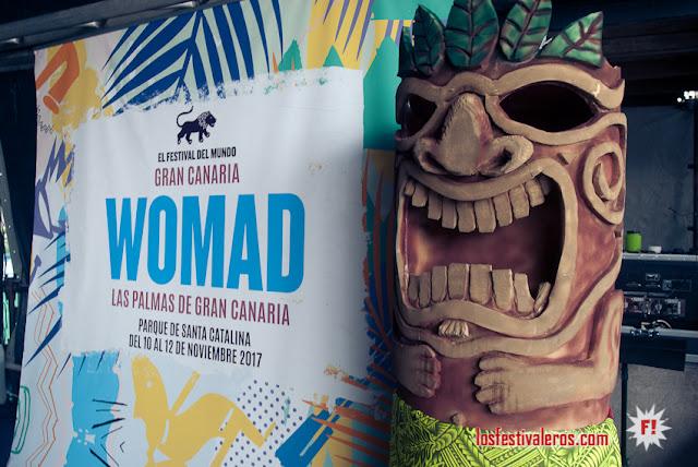 Womad Las Palmas de Gran Canaria 2017 - El cartel del festival Womad 2017