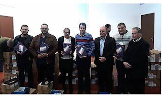 Miracatu recebe tablets pelo Programa Saúde em Ação