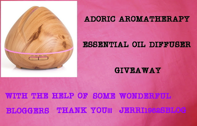 Ramblings Thoughts, Giveaway, Essential Oils, Aromatherapy, Adoric