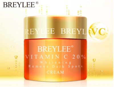 BREYLEE Vitamin C face Cream Whitening Facial