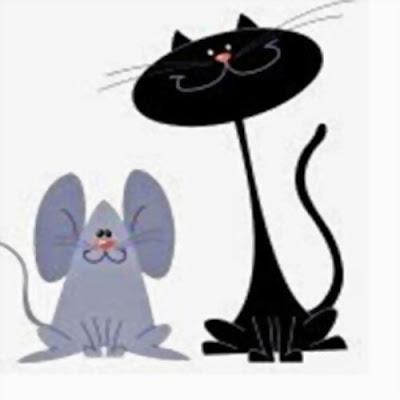 Raulín y ratón son hermanitos